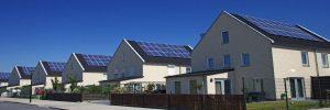 Green Real Estate - Homes with Rooftop Solar